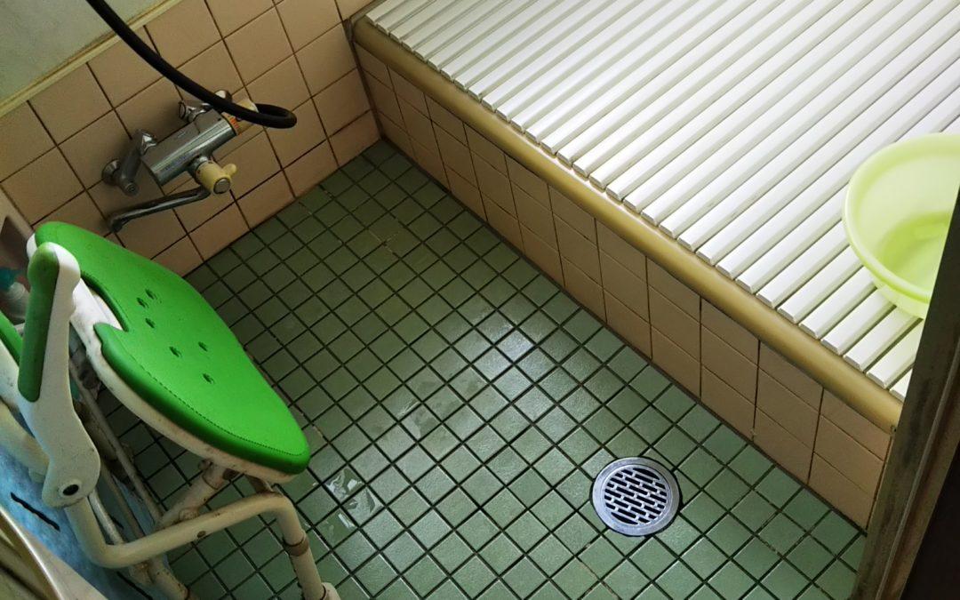 浴室リフォーム工事①